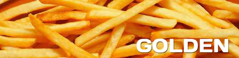 golden crisp salted fries